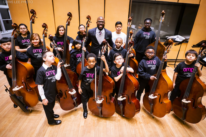 Master Class with Double Bassist Joseph Conyers