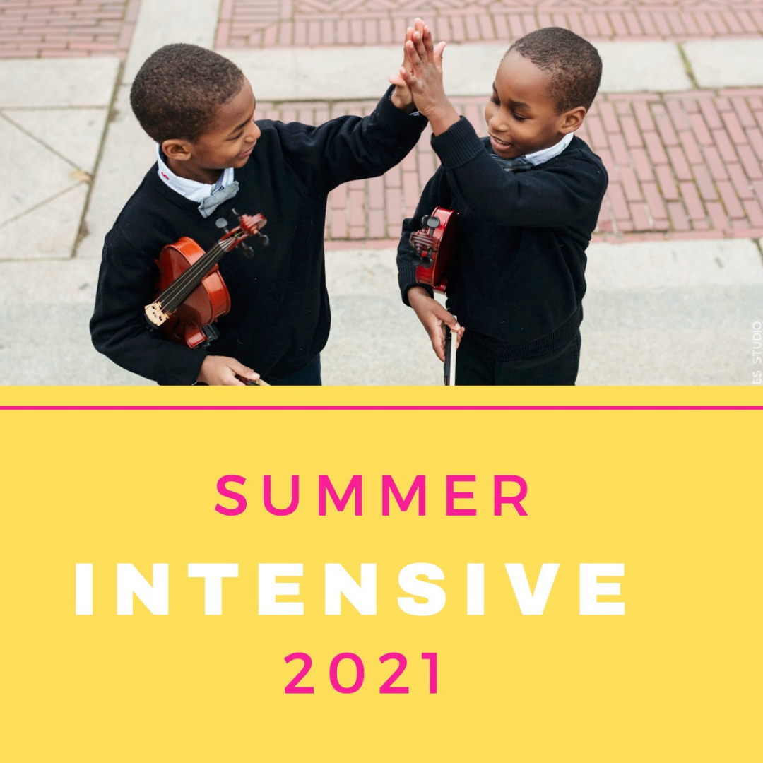 OMP Summer Intensive 2021 Virtual Edition