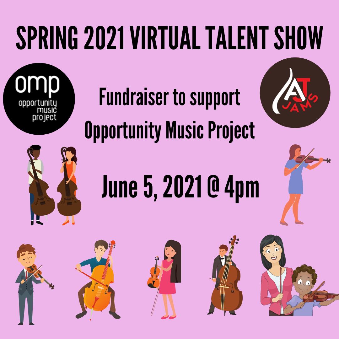 Spring 2021 Virtual Talent Show
