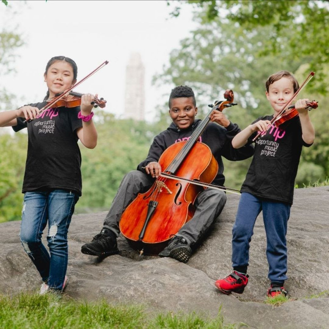 Apply Now for Opportunity Music Project's 2021-2022 School Year